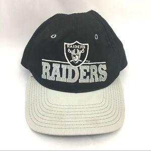 Vintage Los Angeles Raiders Hat
